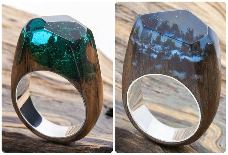 Left or Right?)) #greenwood #WoodenBands #winterfell #wood #woodring #greenwoodring