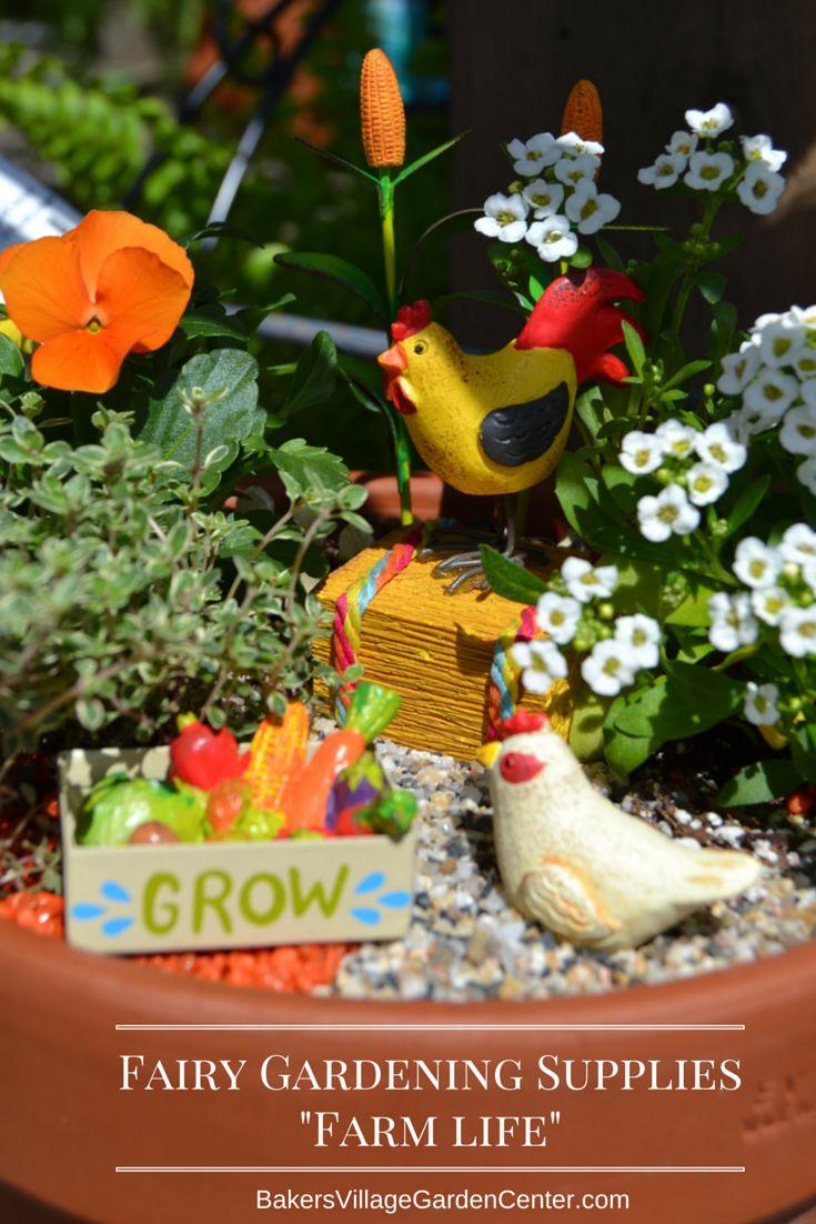 Best Fabulous Fairy Garden Ideas Images On Pinterest Fairies
