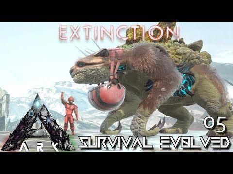 nice ARK: EXTINCTION - GACHA NEW CREATURE TAMED !!!   ARK SURVIVAL