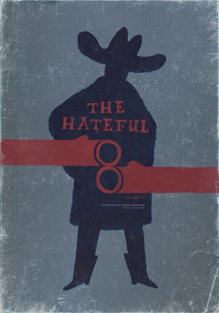 Hatefull Eight - Quentin Tarantino