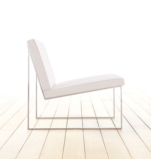 The beautiful b.2 chair by Fabian Baron for Bernhardt Design. Simple and elegant.