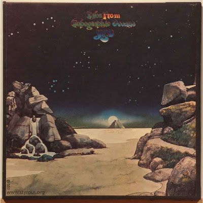The Styrous® Viewfinder: 101 Reel-To-Reel Tapes 2: Yes ~ Tales from Topographic Oceans