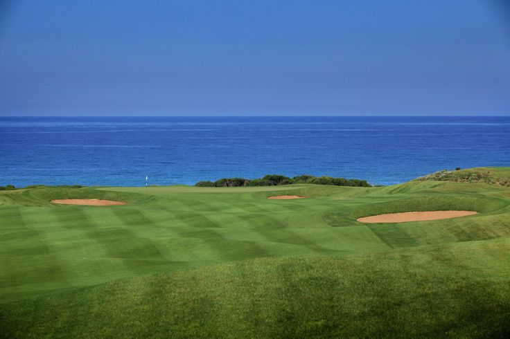 Resort golf courses in Greece - Costa Navarino Golf