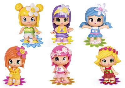 Pinypon Scented Doll Flower Theme