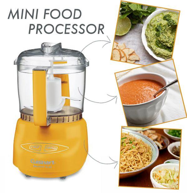 Kitchen Stuff: The Mini Food Processor