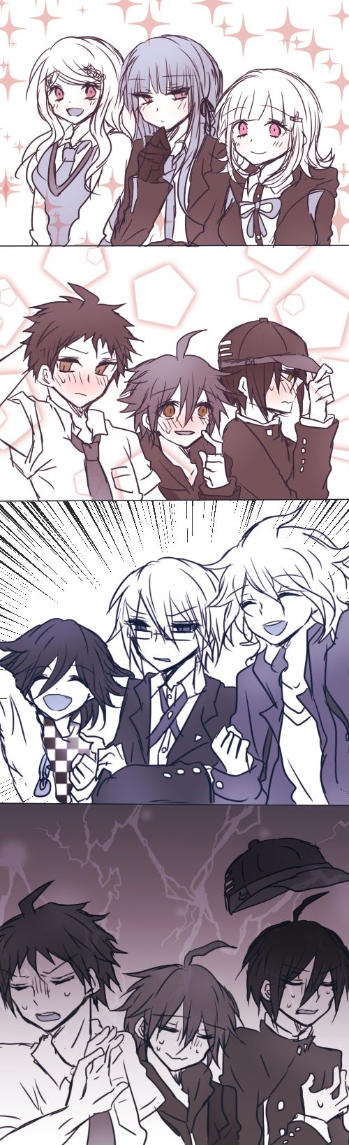 I SHIP ALL OF THEM (THE GAY SHIPS)