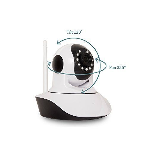 This Wi-Fi HD pan tilt IP wireless security camera system IP Digital Video remote internet camera features sharp HD video and contrast-rich voice, friendly app, ideal for baby care, home, office and small business. Easy Remote Viewing Setup Plug in your camera, download the free mobile app, add... more details at https://www.occupationalhealthandsafetyprofessionals.com/security-surveillance/remote-home-monitoring-systems/product-review-for-incliick-v3-wireless-security-camera