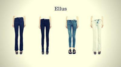 Top 12 Marcas de Calças Jeans Femininas - Calças Jeans Femininas da Ellus