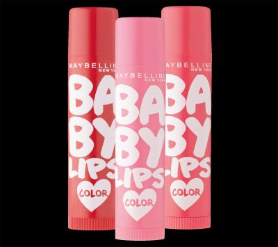 @Maybelline Australia #BabyLips Loves Color - the much-loved lip balm now in 3 gorgeous colours. Choose from Pink Lolita, Berry Crush and Red Rose. $3.95 - click the image to shop online.