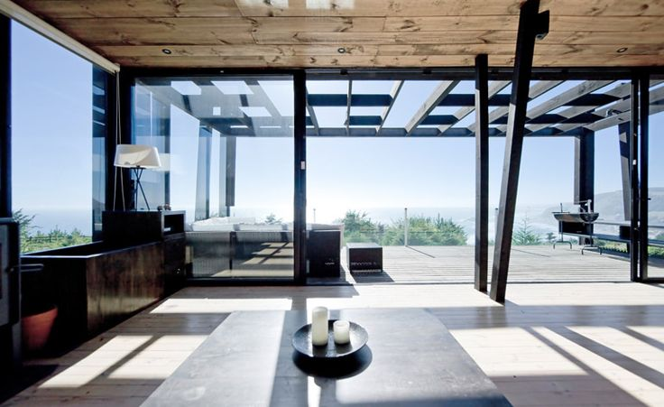 Casa Swift, Chile by WMR Arquitectos