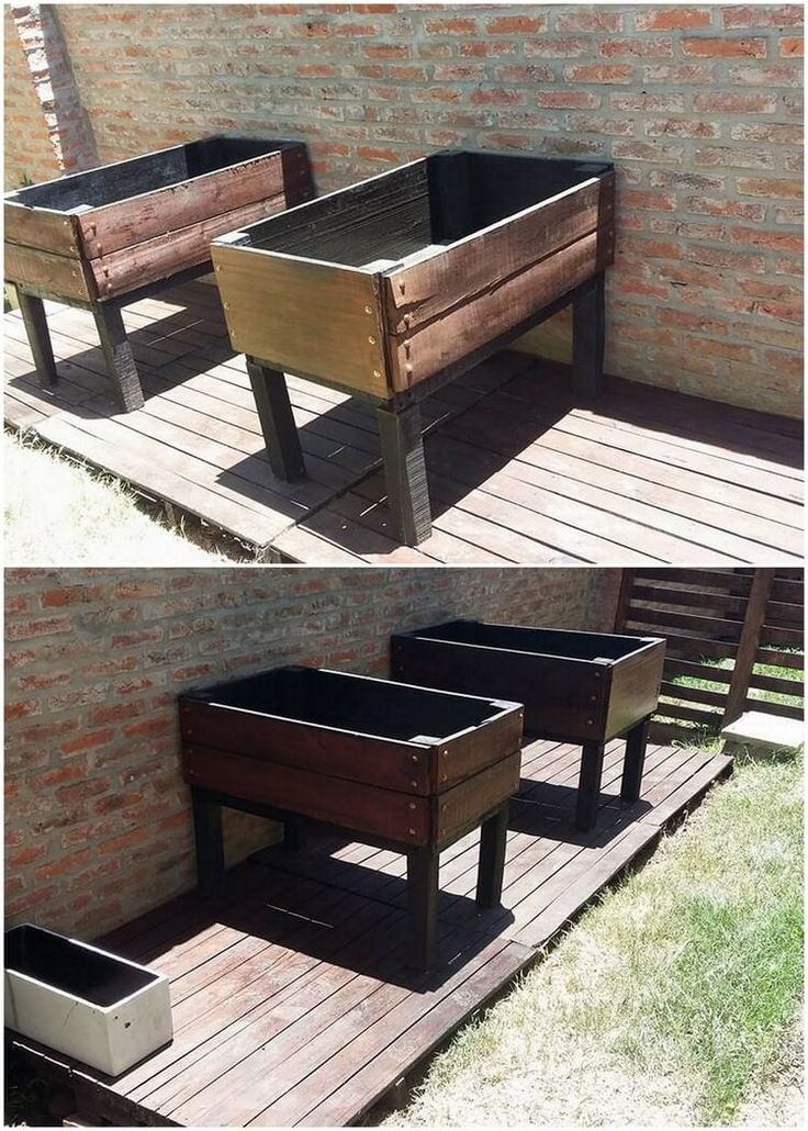 Genius Ways to Reuse Wasted Wood Pallets