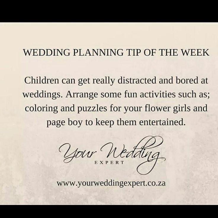 Your wedding expert advice