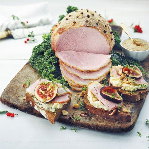 Griljerad skinka avnjuts traditionellt sett till jul, men det har blivit allt populärare även till påsk. Att griljera skinka själv är inte svårt, så gör du!