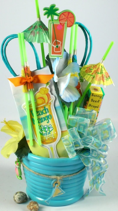 25 best Tropical Gift Baskets images on Pinterest   Gourmet gift ...