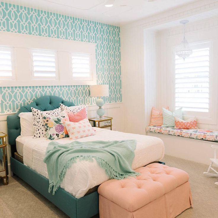 36 Best Girls' Bedroom Decor Images On Pinterest