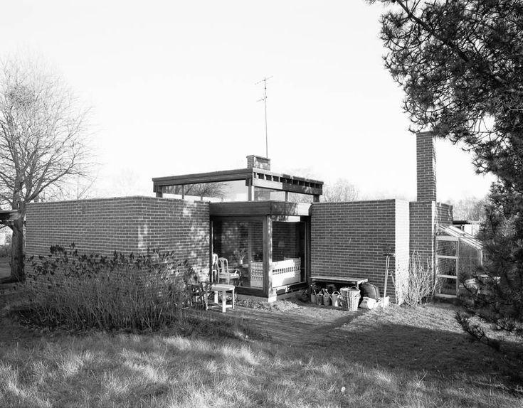 Sverre Fehn: House, Norrköping, 1963 - 64