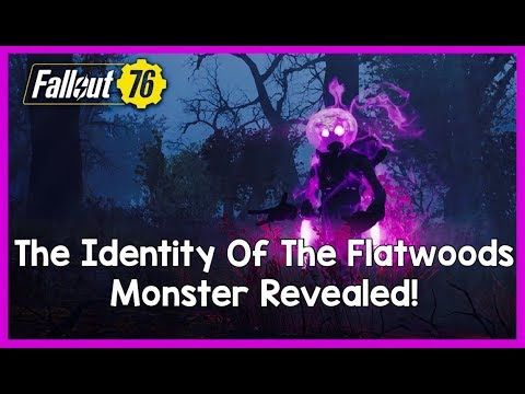 Fallout 76: The Identity Of The Flatwoods Monster Revealed