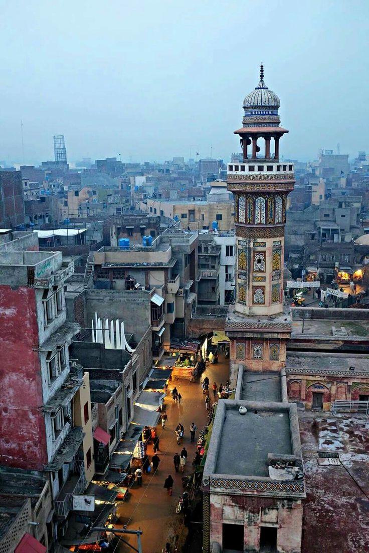Wazir khan masjid Lahore Pakistan