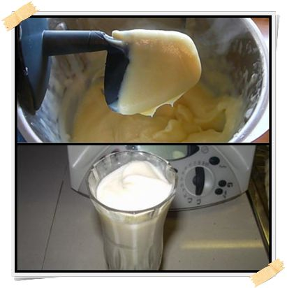 Ricette col Bimby di dolci Dukan: crema pasticcera, sorbetto al limone - http://www.lamiadietadukan.com/ricette-bimby-dolci-dukan/  #dukan #dietadukan #ricette