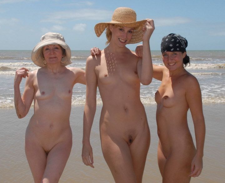 Nudist single ladies beach voyeur hd video spycam