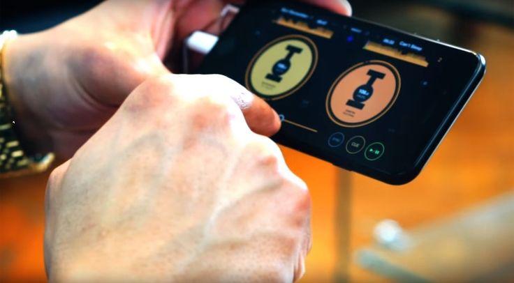 Pioneer DJ bringt seine DJ-App WeDJ für iPhone in einer speziell angepassten Version heraus. Bis zum 29.11 könnt ihr diese kostenlos im Apple App-Store laden.