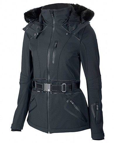 Exploration Ski Jacket | jackets | Sweaty Betty. I love this so much, if only I had the cash