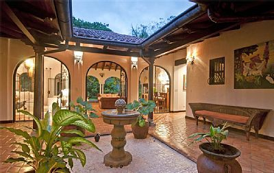 spanish style hacienda homes - Google Search