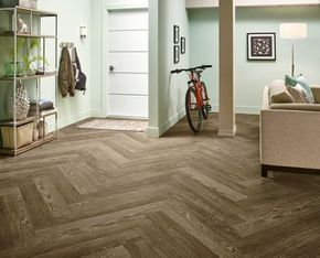 New Vivero luxury flooring offers beautiful looks combined with exclusive Diamond 10™ Technology for enhanced durability.