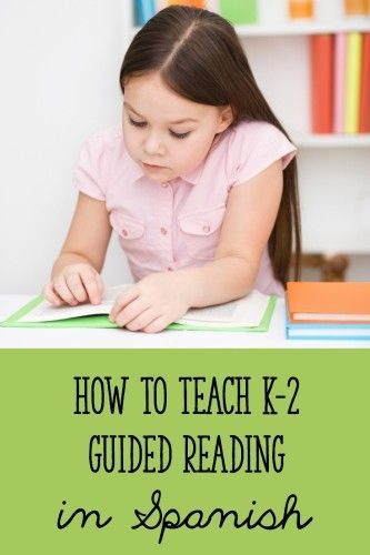 """Do you teach reading in Spanish? Be sure to download this FREE """"Guided Reading En Español"""" pack of materials!"""