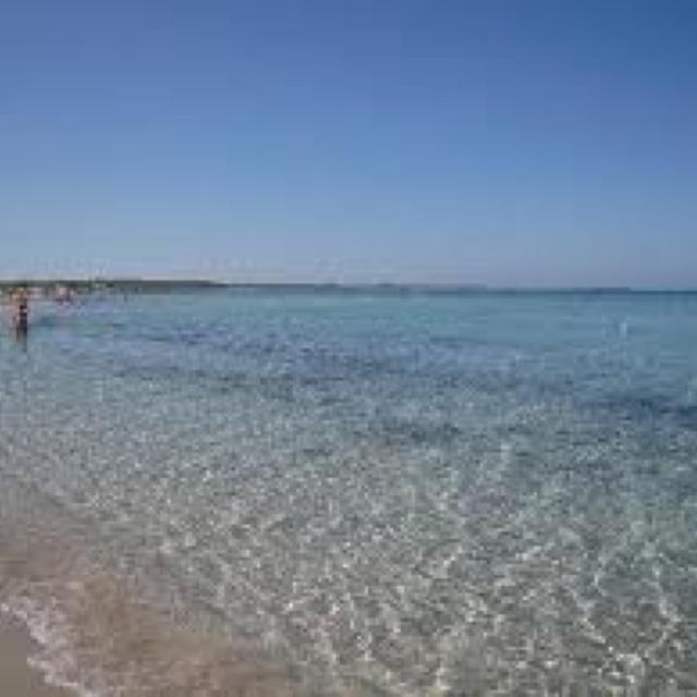 Gallipoli water