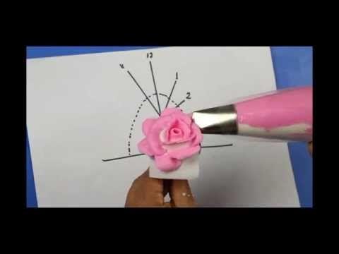 Como Fazer Glacê de Boleira - Apenas 3 ingredientes - Glacê para Bolo - YouTube