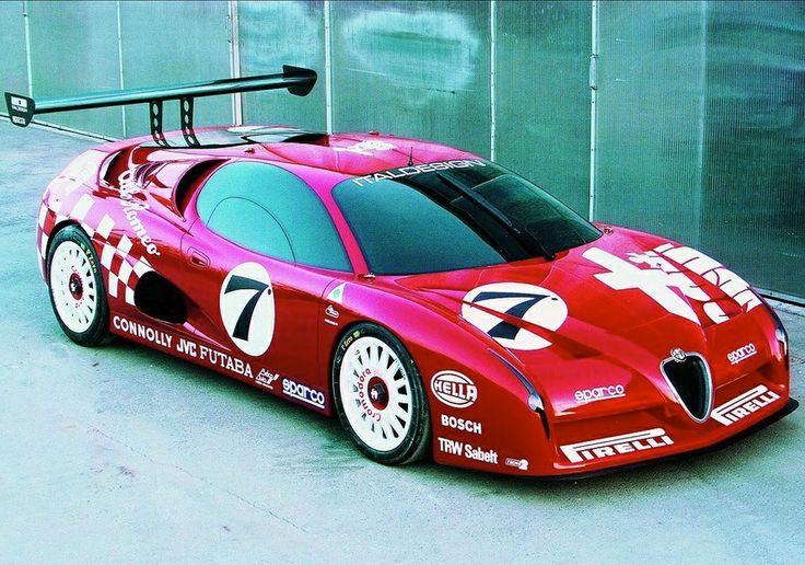 1997 Alfa Romeo Scighera GT