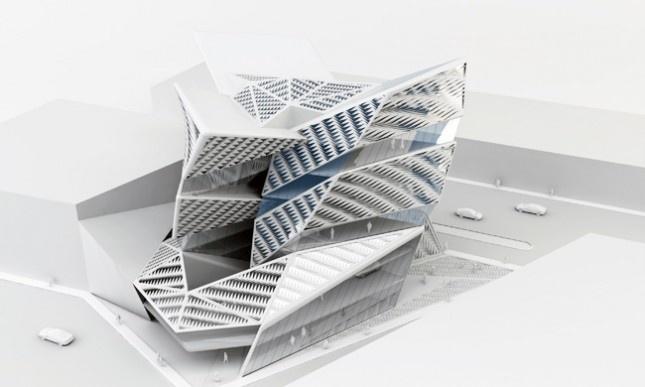 Benetton Group Headquarters | AquiliAlberg