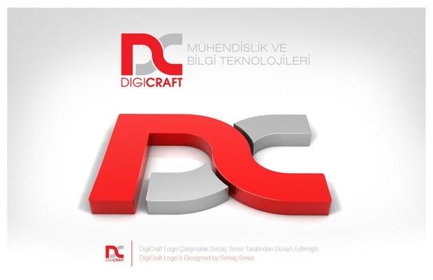 DigiCraft Logo Design