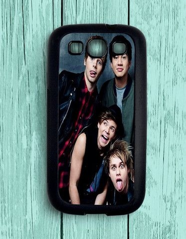 5 Second Of Summer Funny Band Music Samsung Galaxy S3 | Samsung S3 Case