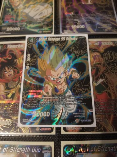Bandai Dragonball Super Trading Card Game Tcg All Sets 100 Assorted Cards