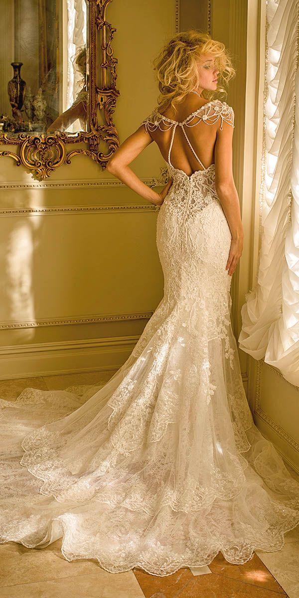 lace wedding dress - vestido de casamento de renda