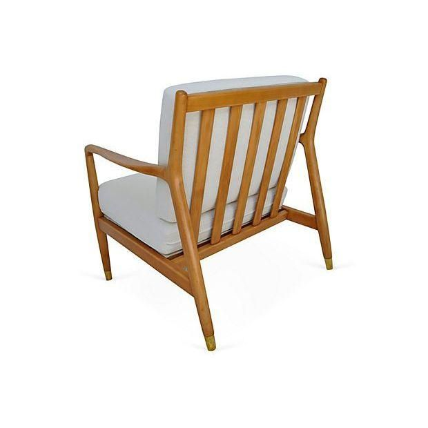 Image of 1960s Swedish DUX Armchair