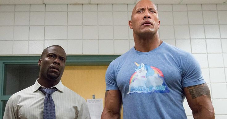 Dwayne Johnson Goes Nude in Central Intelligence -- The Rock confirms he'll be showing off his better side in the upcoming comedy Central Intelligence after encouragement from his co-star Kevin Hart. -- http://movieweb.com/central-intelligence-movie-dwayne-johnson-rock-naked/