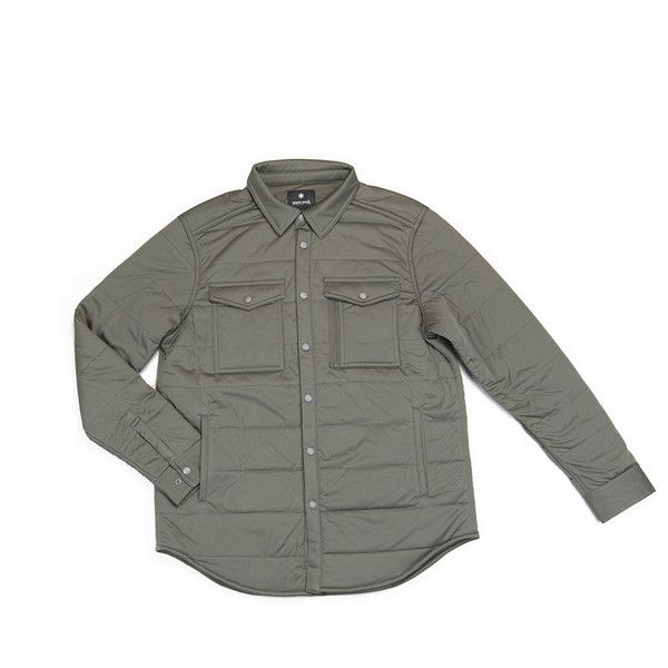 Snow Peak Flexible Insulated Shirt Survival Of The