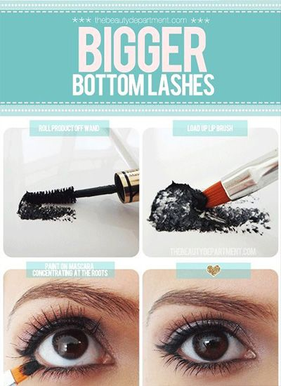 While coating your eyelashes with what is essentially black good may seem pretty easy in theory, sometimes people can get a bit confused and end up with smudges all over their cheeks, clumps that make their eyes look surrounded by spider legs, etc.