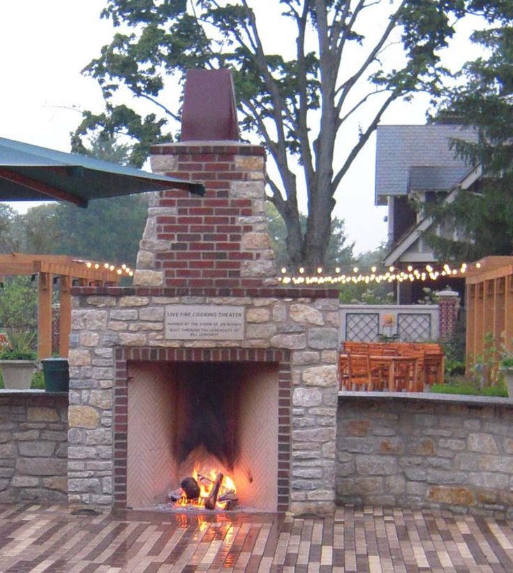 24 best outdoor living project images on pinterest for Rumford fireplace kits