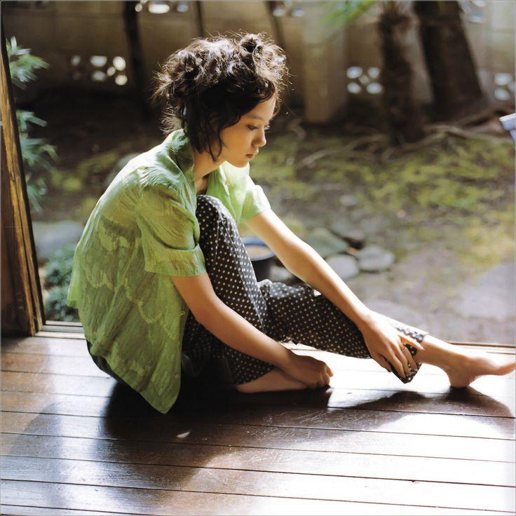 宮崎あおい (Aoi Miyazaki):