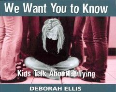 In more than 30 hard-hitting profiles, teens talk about bullying: as victims, perpetrators, and bystanders.
