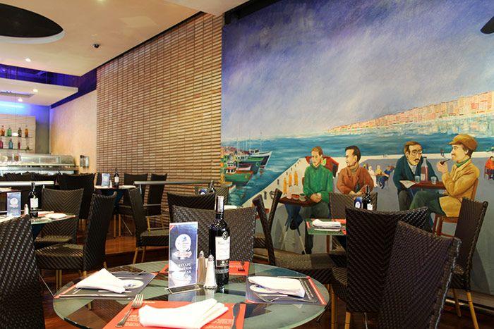 Fish Market Salitre #fishmarketbogota www.lafragata.com