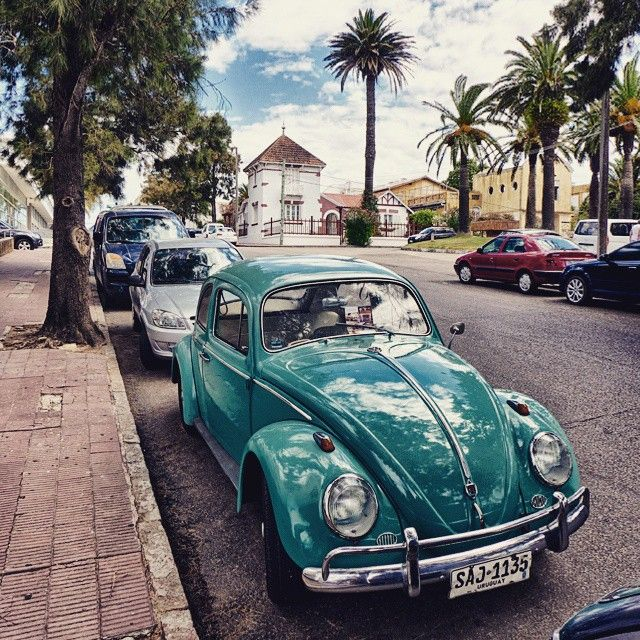 #VW in #PuntaDelEste