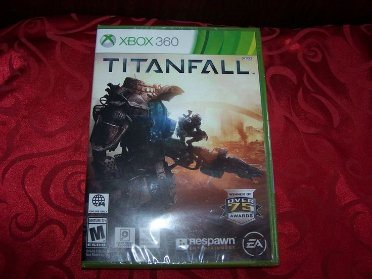 Brand New Factory Sealed Titanfall Xbox 360