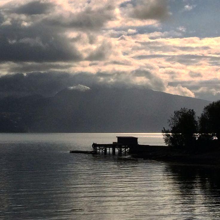 Nevervik,Tysfjord,Northnorway.