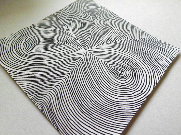 #psycho #art #lines #wave