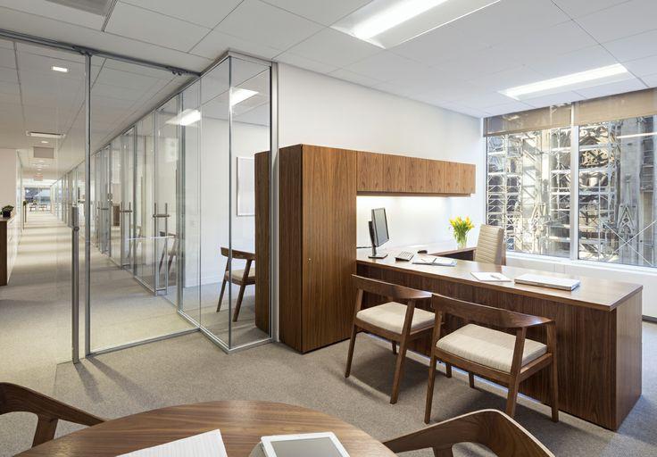 KAHN architecture & design, p.c. - Richemont corporate offices